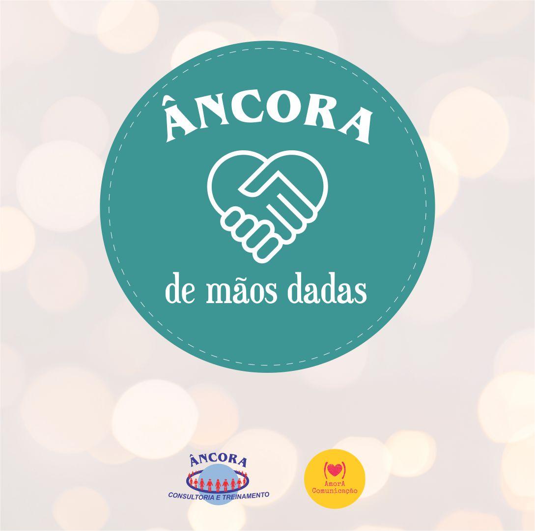 ÂNCORA DE MÃOS DADAS