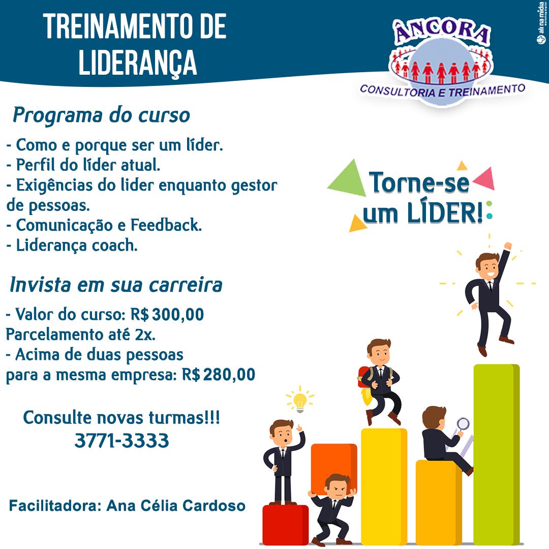 TREINAMENTO DE LIDERANÇAS
